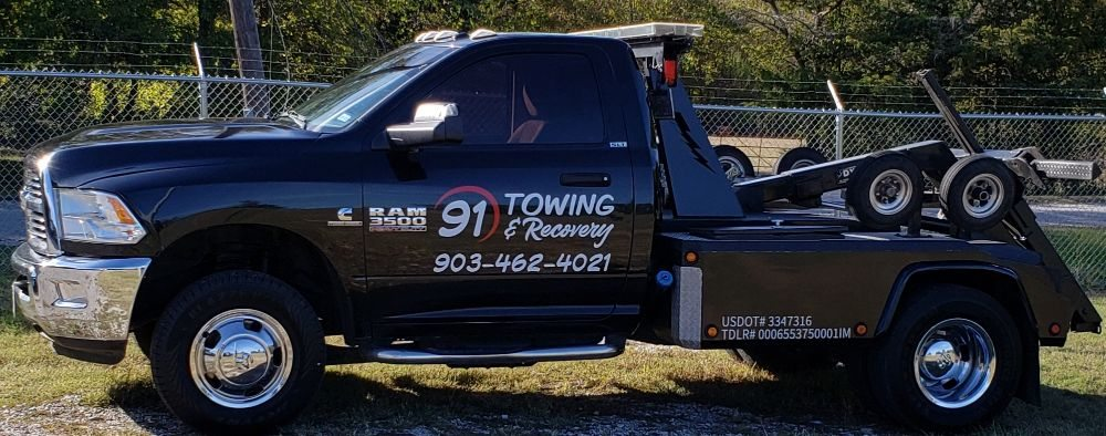 91 towing & recovery: 4614 Stinson Rd, Denison, TX