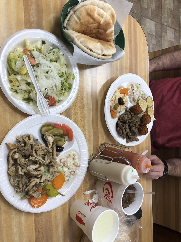 Food from Pita House