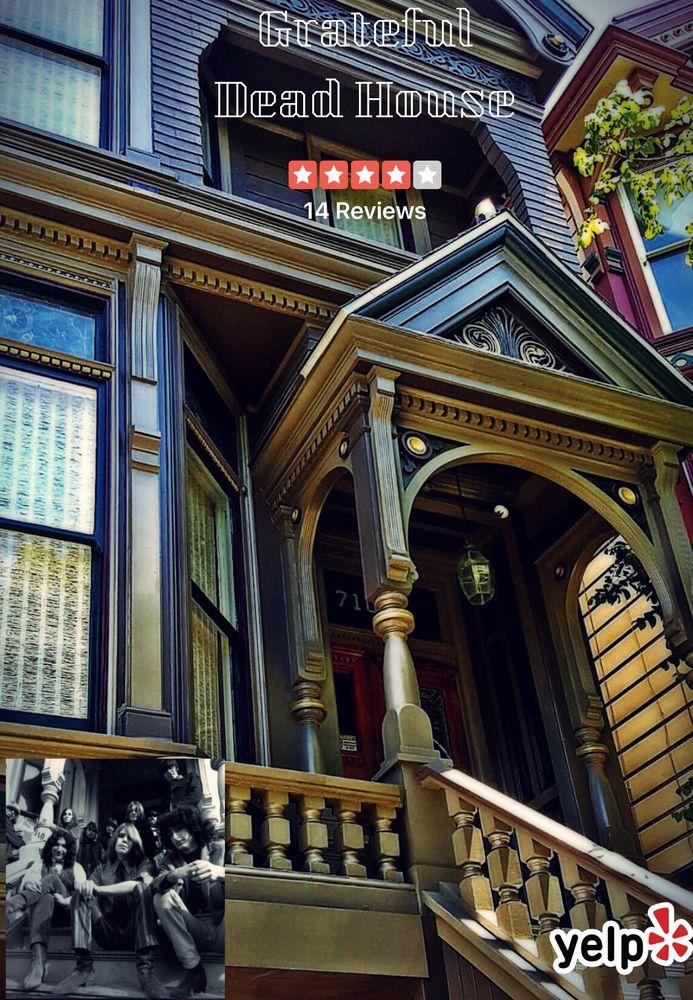 Grateful Dead House