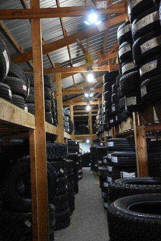 Tire Experts: 1531 IA-9, Manly, IA