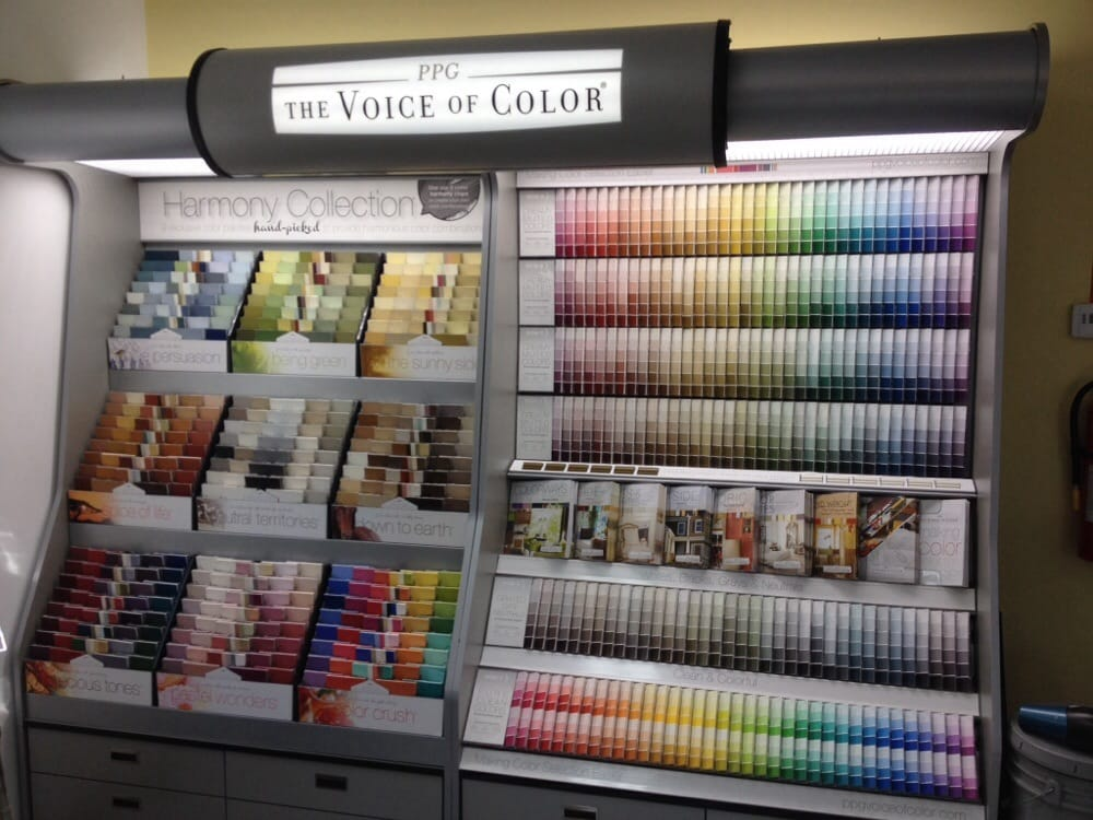New Ppg Voice Of Color Display New Colors Yelp