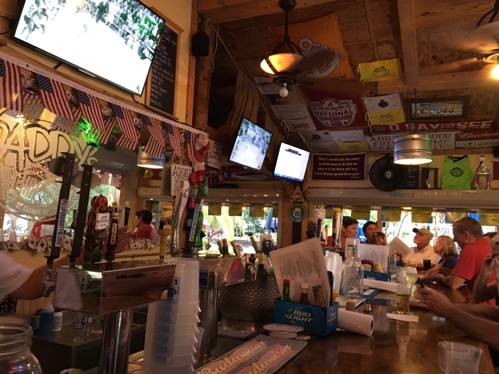 Bars In St George Island Fl