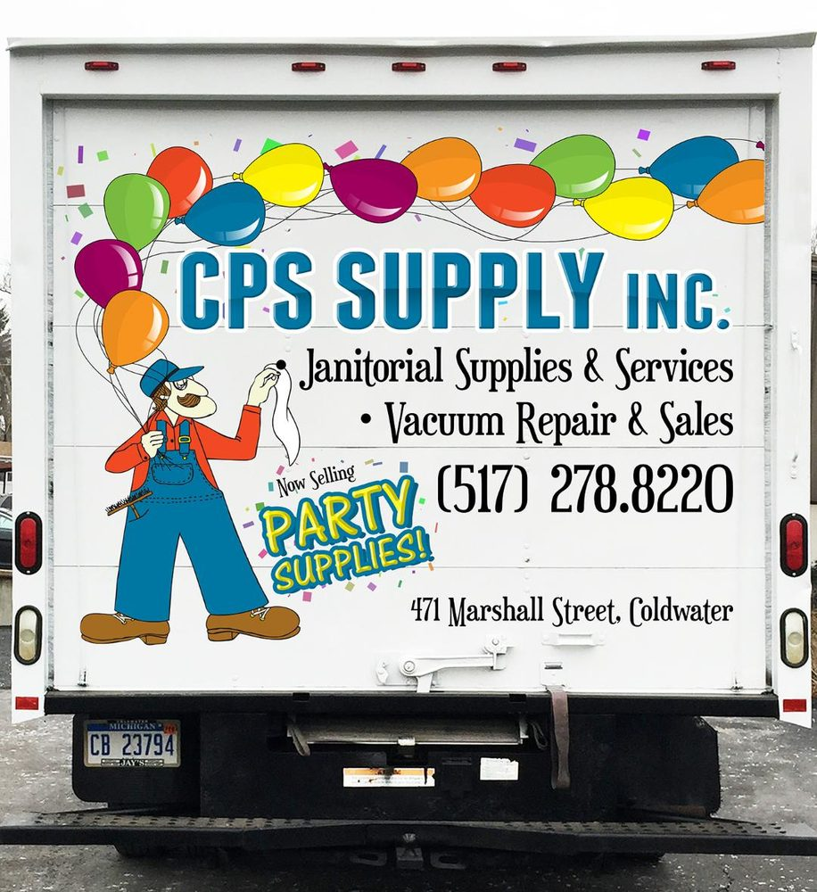 CPS Supply: 471 Marshall St, Coldwater, MI