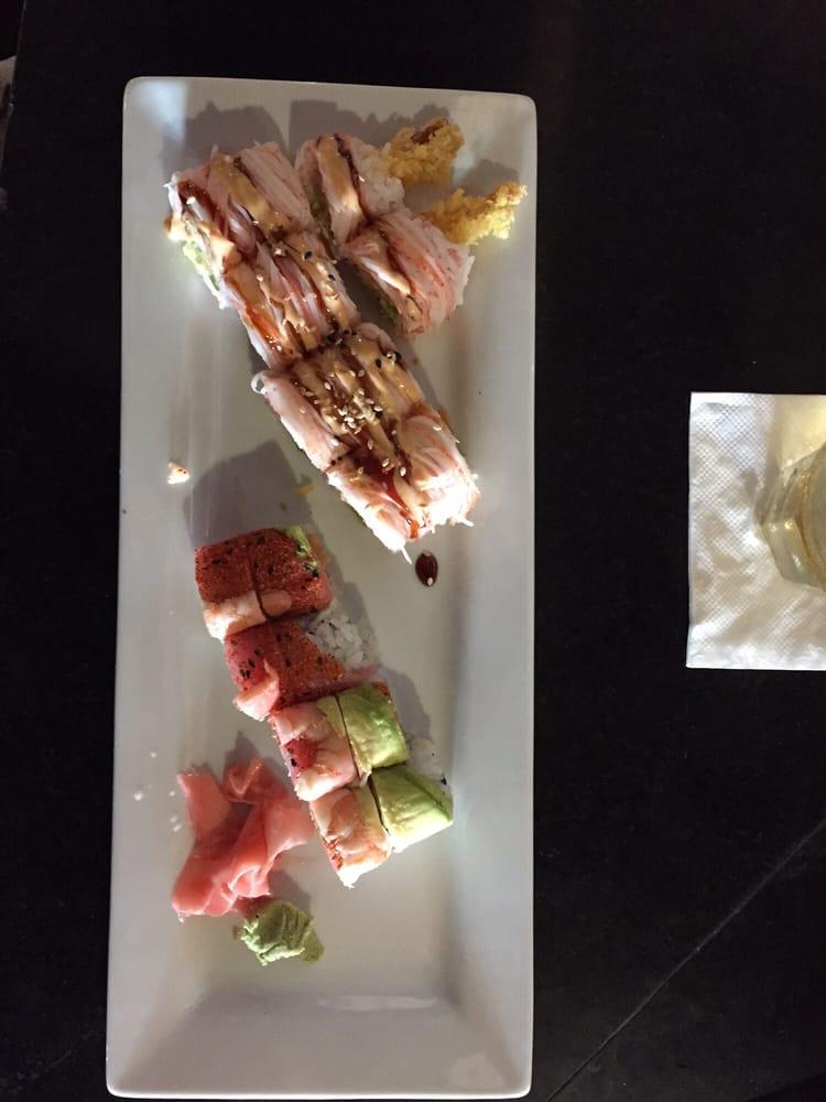 Hayashi Japanese Restaurant Lubbock Tx