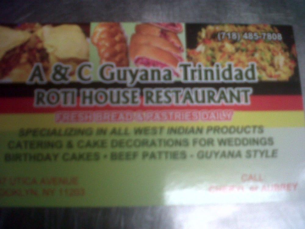 Guyana Restaurant Near Me