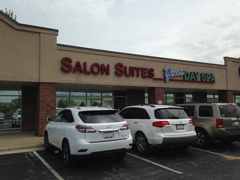 Salon Suites Your Day Spa: 1711 W Battlefield Rd, Springfield, MO