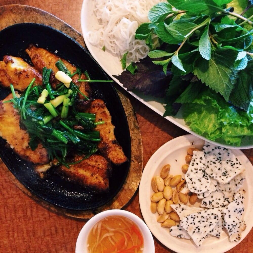 Cha Ca Thang Long Restaurant
