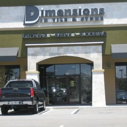 Photo Of Dimensions In Tile And Stone Jacksonville Fl United States