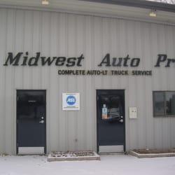 Midwest Auto Pros Auto Repair North Mankato Mn 1129