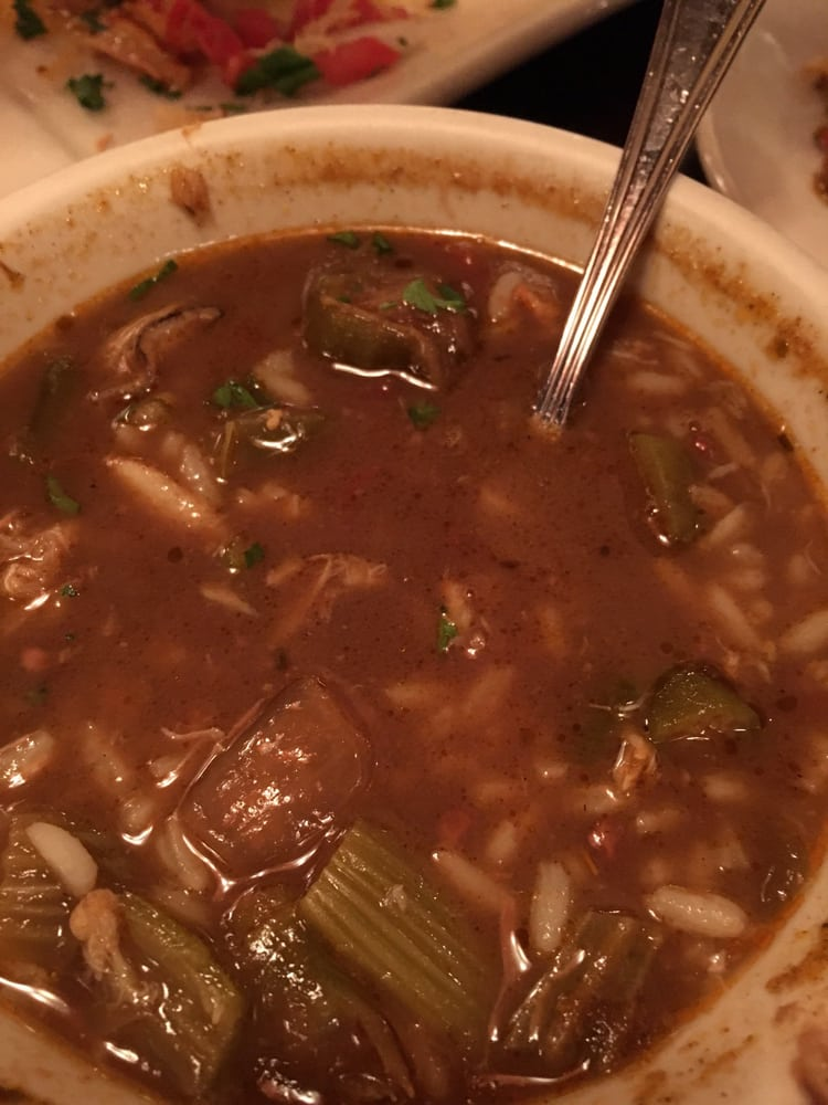 Seafood Gumbo Too Much Rice Yelp
