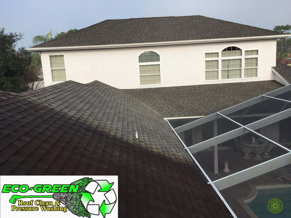 ECO GREEN BioGel most shingle roof cleaning and house wash 877969 – Can You Pressure Wash A Shingle Roof