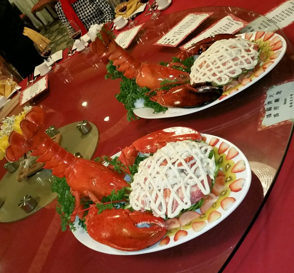 Fungs Kitchen: Giant Lobster Salads