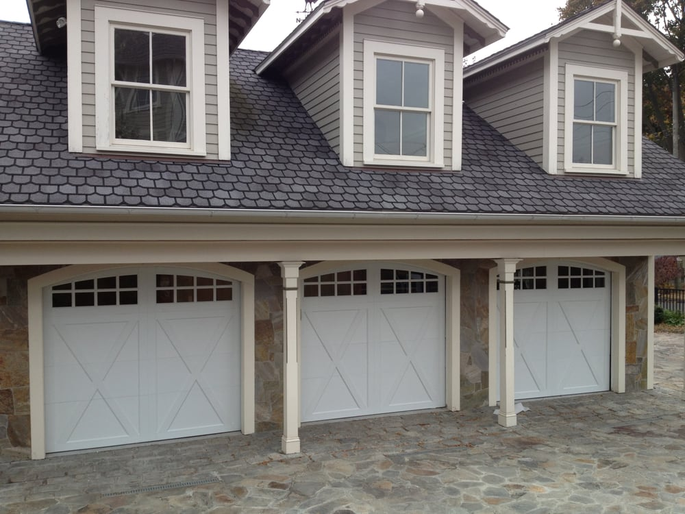 Clopay Coachman Model Cd21 With Arch4 Window Design Yelp