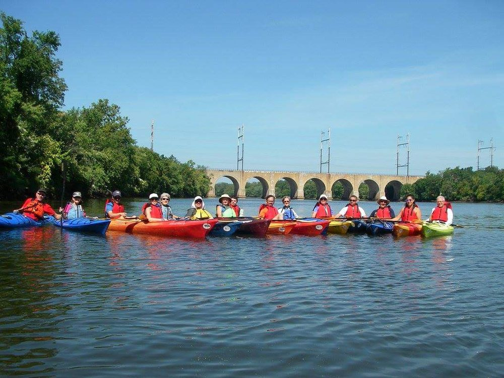 Kayak East: Columbia, NJ