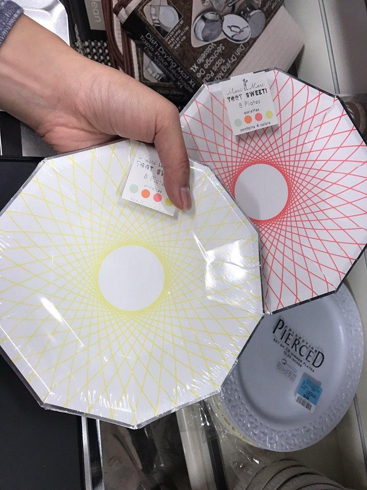 Photo of HomeSense - Toronto ON Canada. Cute paper plates & Cute paper plates - Yelp