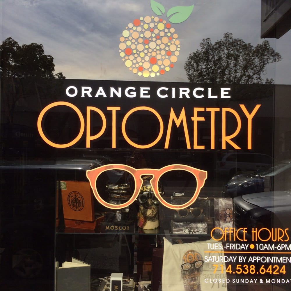 Orange Circle Optometry
