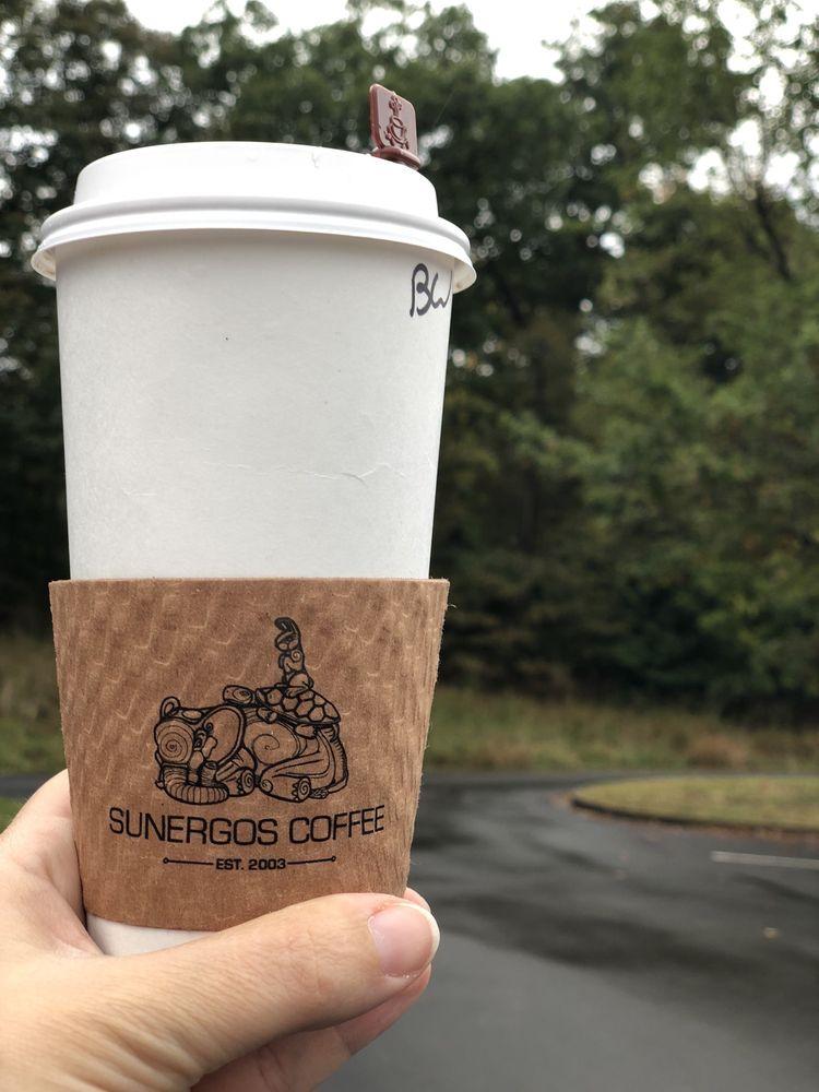 Sunergos Coffee: 306 W Woodlawn Ave, Louisville, KY