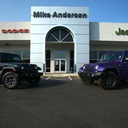 Mike Anderson Chrysler Dodge Jeep Ram Of Logansport Car Dealers