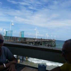 Joe s crab shack 160 photos seafood 1200 main st for Daytona beach fishing pier