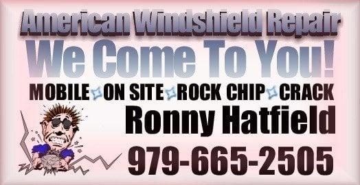 American Windshield Repair: 429 E Plantation, Clute, TX