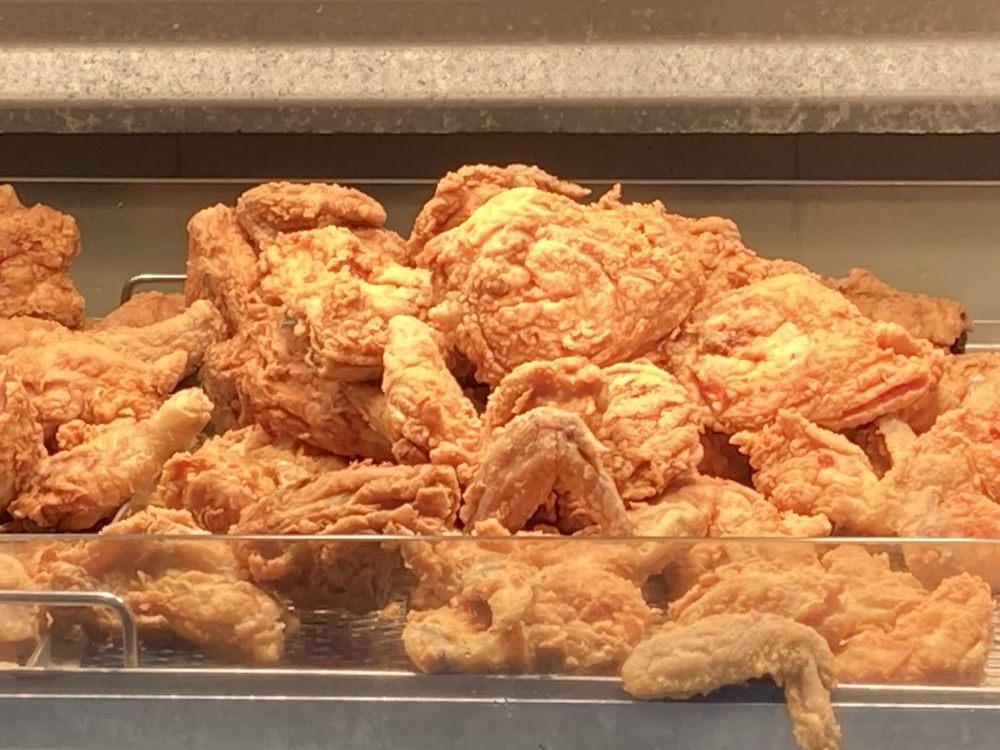 Crispy Cajun Fried Chicken: 732 NW Main St, Bunkie, LA