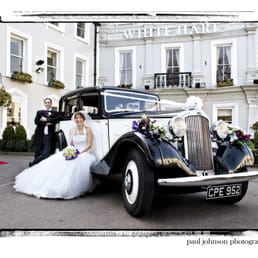 Classic Wedding Car Hire Boston