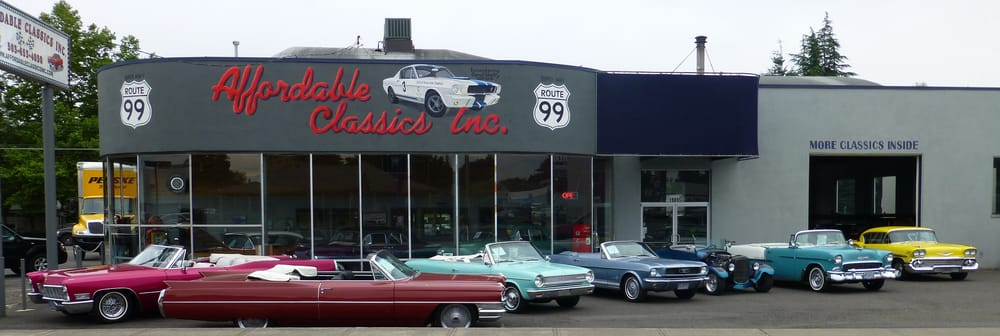 Ford Dealers Near Me >> Affordable Classics Inc - Car Dealers - 19895 McLoughlin ...