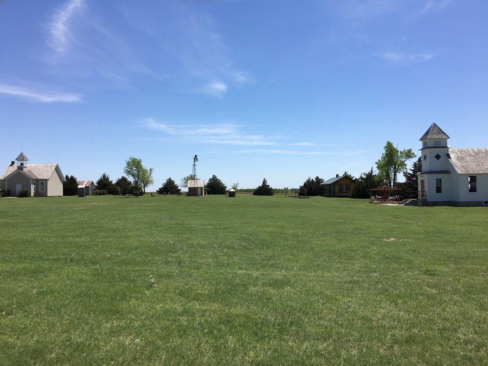 Santa Fe Trail Center: 1349 K156 Hwy, Larned, KS