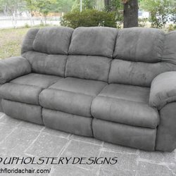 Photo Of Ladd Upholstery Designs   Gainesville, FL, United States. Bustle  Back Sofa