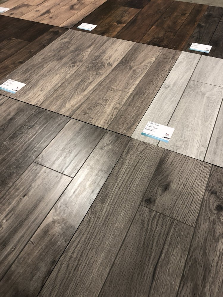 New Styles For 2018 Introducing Our Water Resistant Laminate