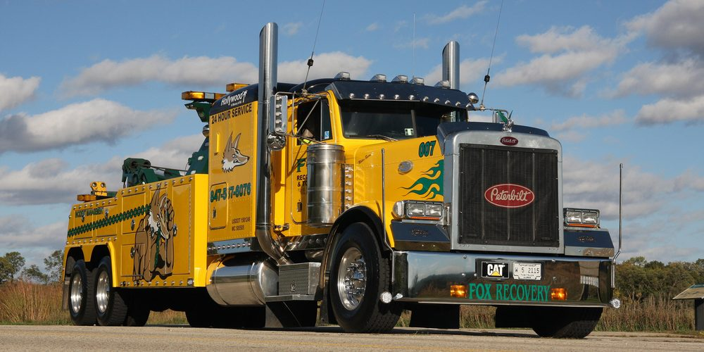 Towing business in Fox Lake, IL