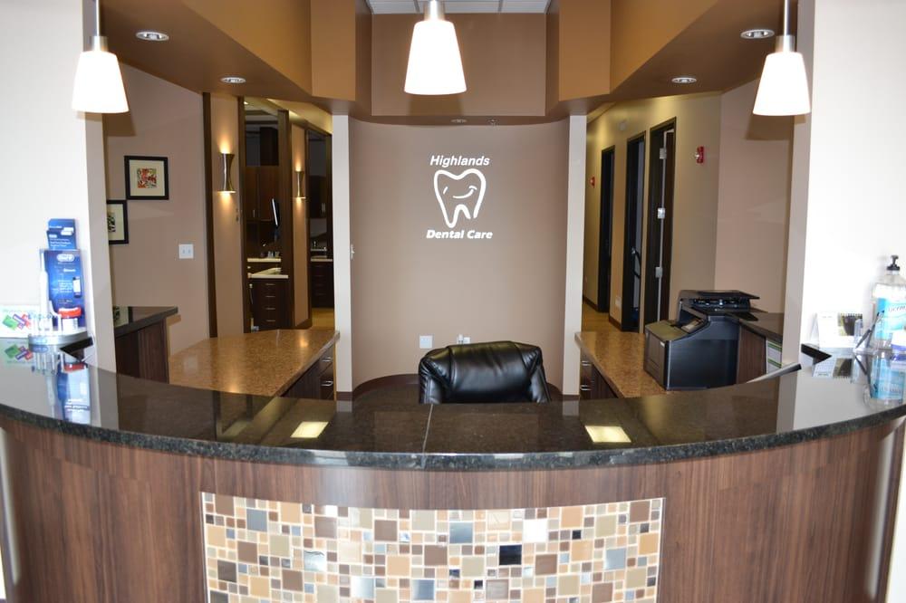 Highlands Dental Care: 2770 S Highland Ave, Lombard, IL