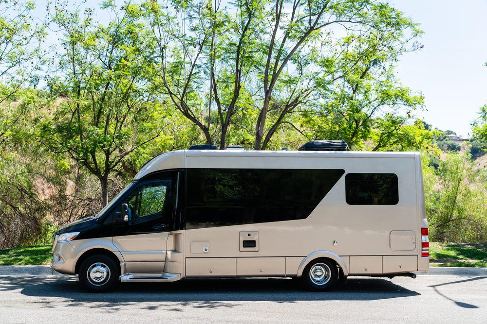 Luxe RV Rental: 4768 Park Granada, Calabasas, CA