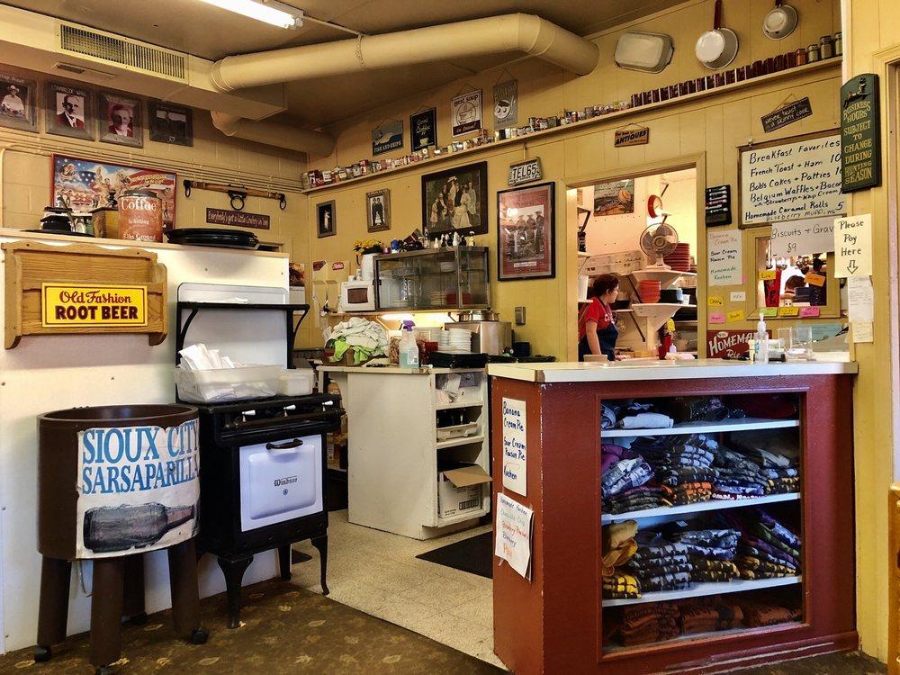 Cowboy Cafe: 215 4th St, Medora, ND