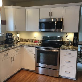 photo of kitchen saver owings mills md united states finished look with - Kitchen Saver