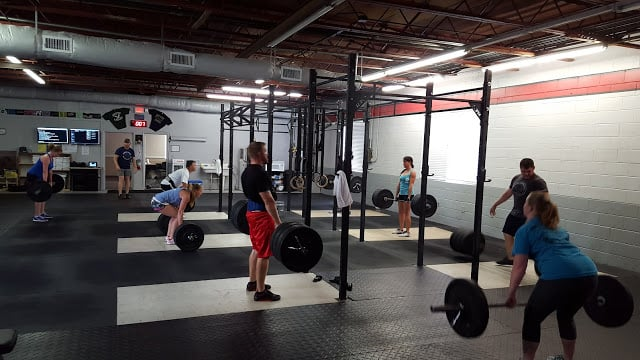 CrossFit Beaufort: 1000 Hamar St, Beaufort, SC