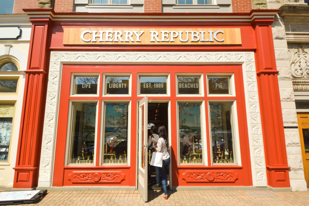 Cherry Republic - Holland: 29 W 8th St, Holland, MI