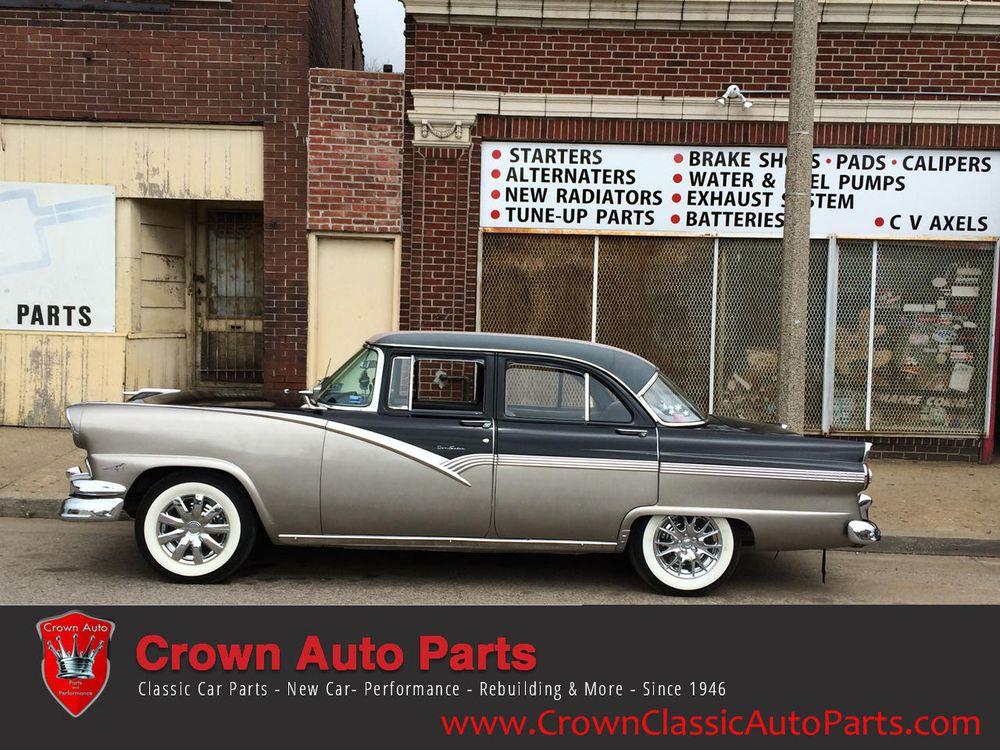 Classic Car Parts - Crown Auto Parts - Yelp