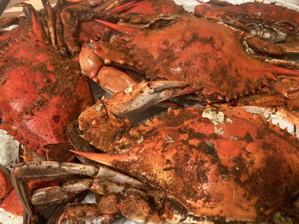 Capt Dick's Crabs Galore: 5618 Southwestern Blvd, Arbutus, MD