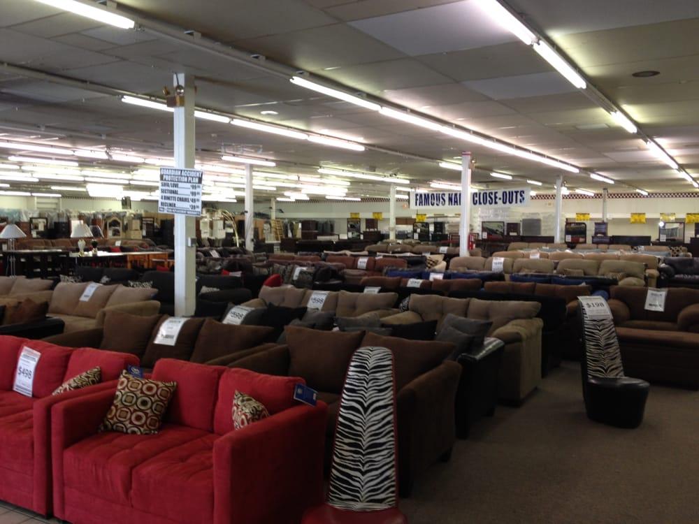 American Freight Furniture And Mattress Furniture Shops 6330 Maccorkle Ave Saint Albans Wv