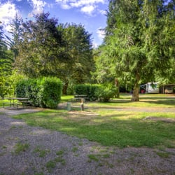 Exceptional Photo Of Hoodoou0027s Patio RV Park   Blue River, OR, United States