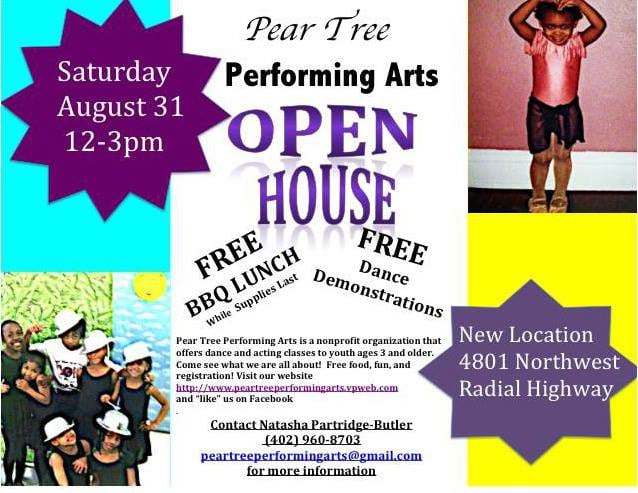 Pear Tree Performing Arts