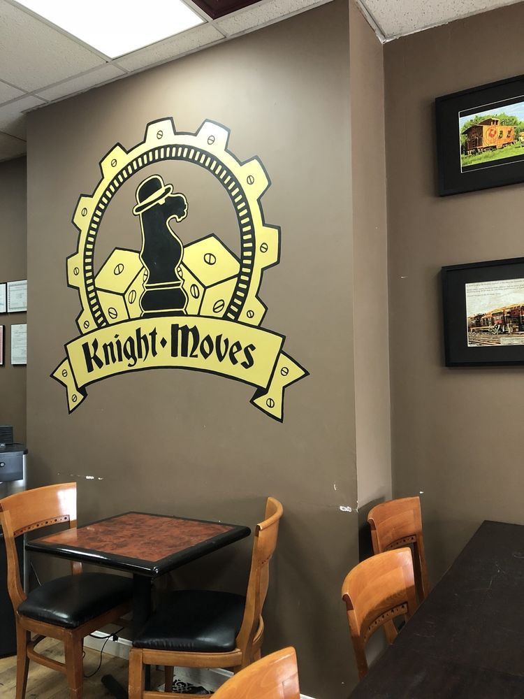 Knight Moves Cafe: 1159 Broadway, Somerville, MA