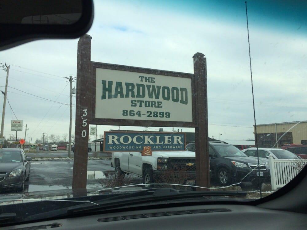 The Hardwood Store: 350 Enon Rd, Enon, OH