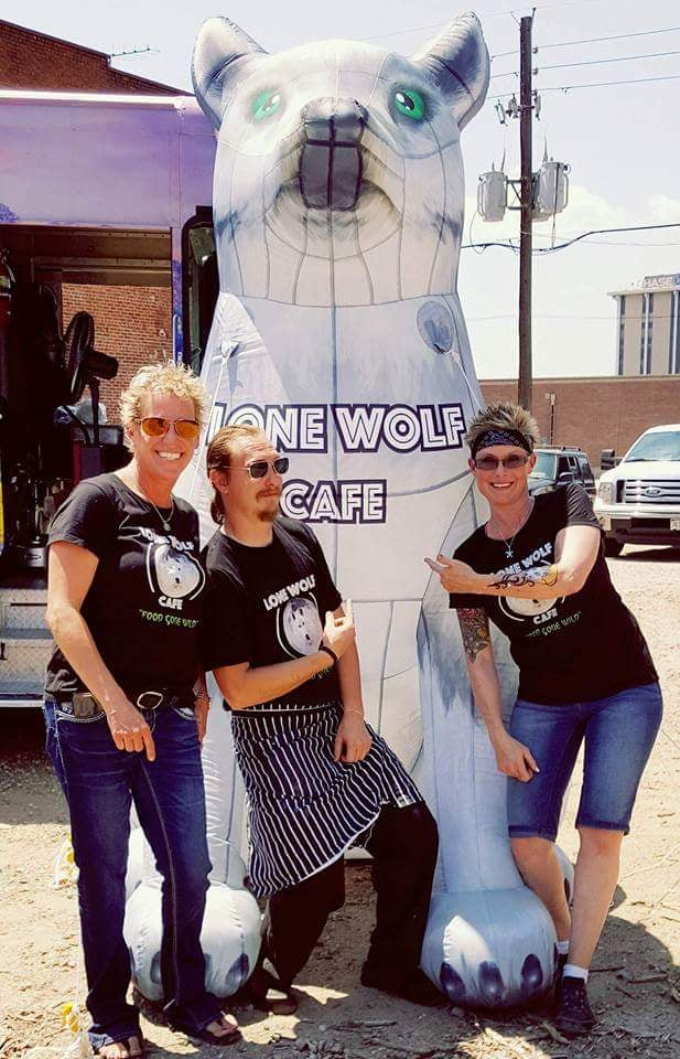 The Lone Wolf Cafe: Florissant, CO