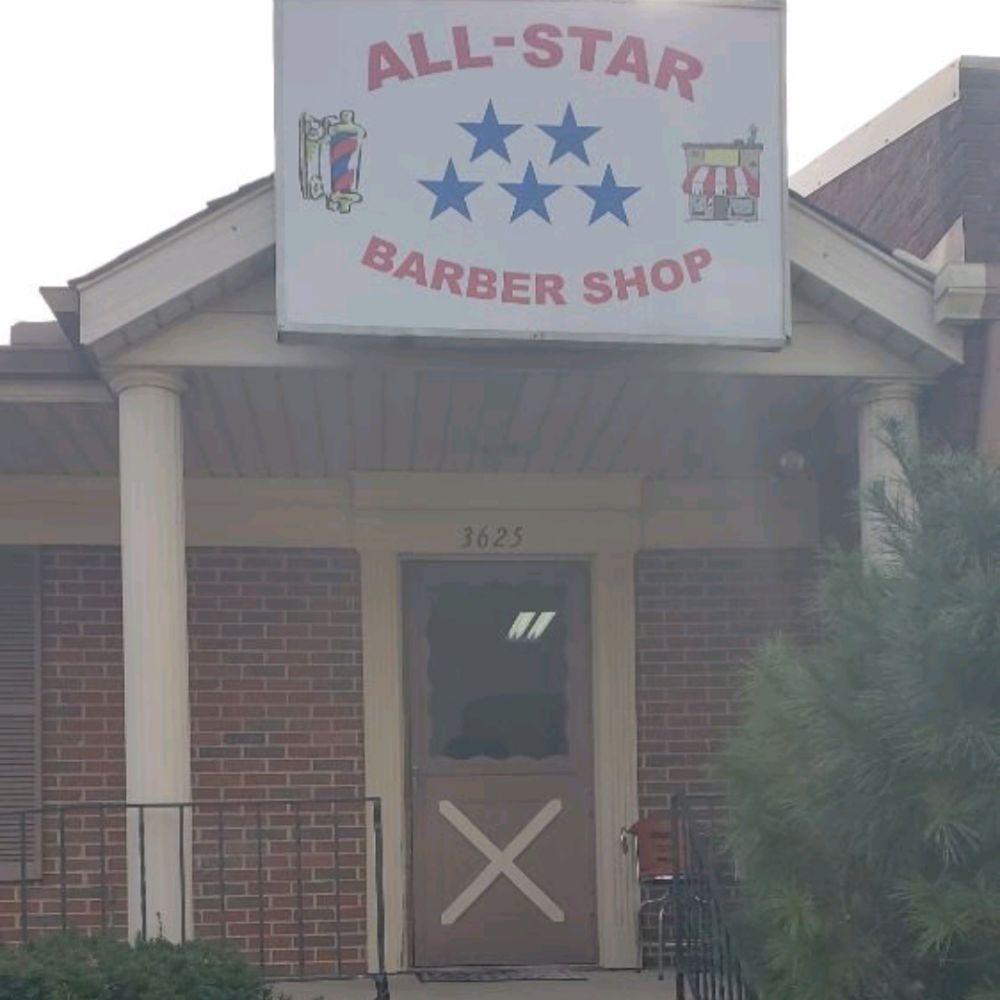 All Star Barber Shop: 3625 Dayton Xenia Rd, Beavercreek, OH