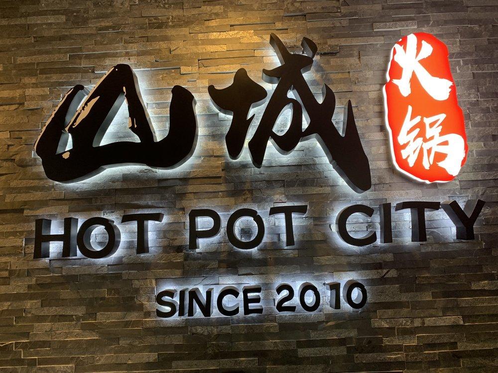 Hot Pot City