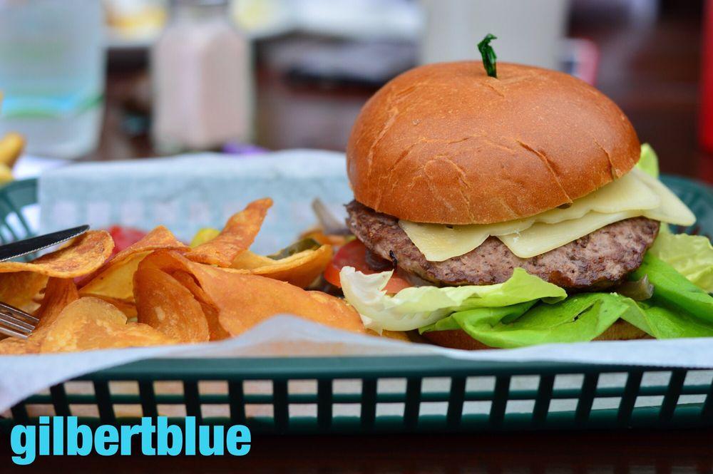 Alice's Restaurant: 17288 Skyline Blvd, Woodside, CA