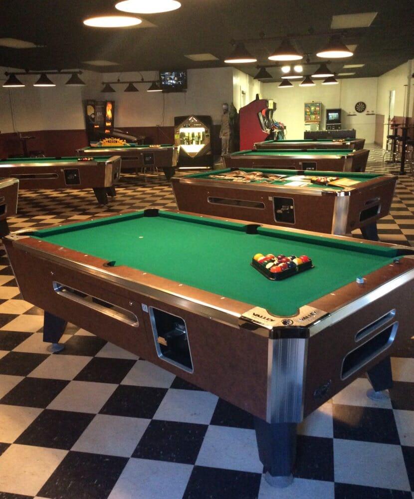 Chalk It Up Billiards: 1400B Lakeside Dr, Lynchburg, VA