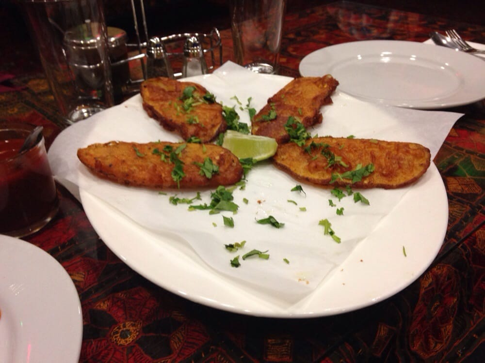 Pakora potato appetizer yum yelp for Afghan cuisine fremont